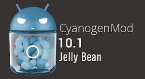CyanogenMod 10.1 RC2
