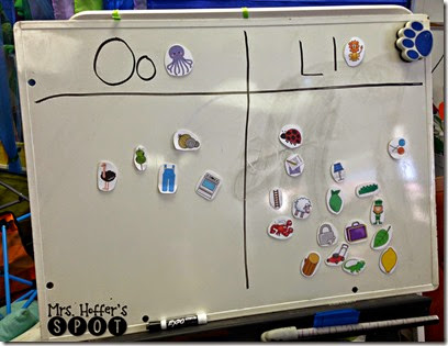 Sorting Beginning Sounds