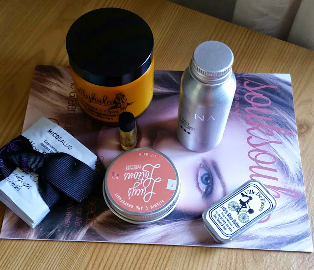 Souk Souk Beauty Box October 2014