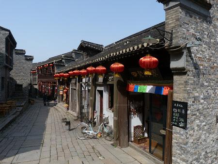 Obiective turistice Zhenjiang: Ferry Street