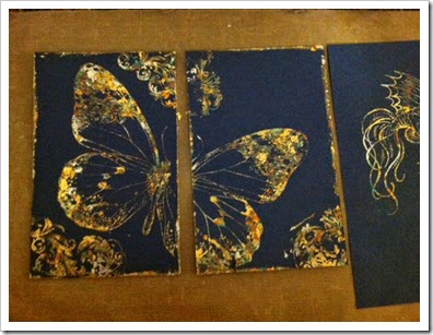 butterfly mega flakes