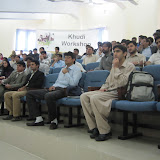 IM Sciences, Peshawer - Khudi Workshop