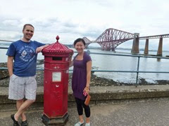at forth bridge
