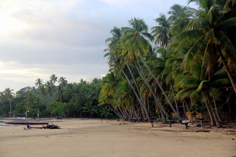 Strand Filippinerna
