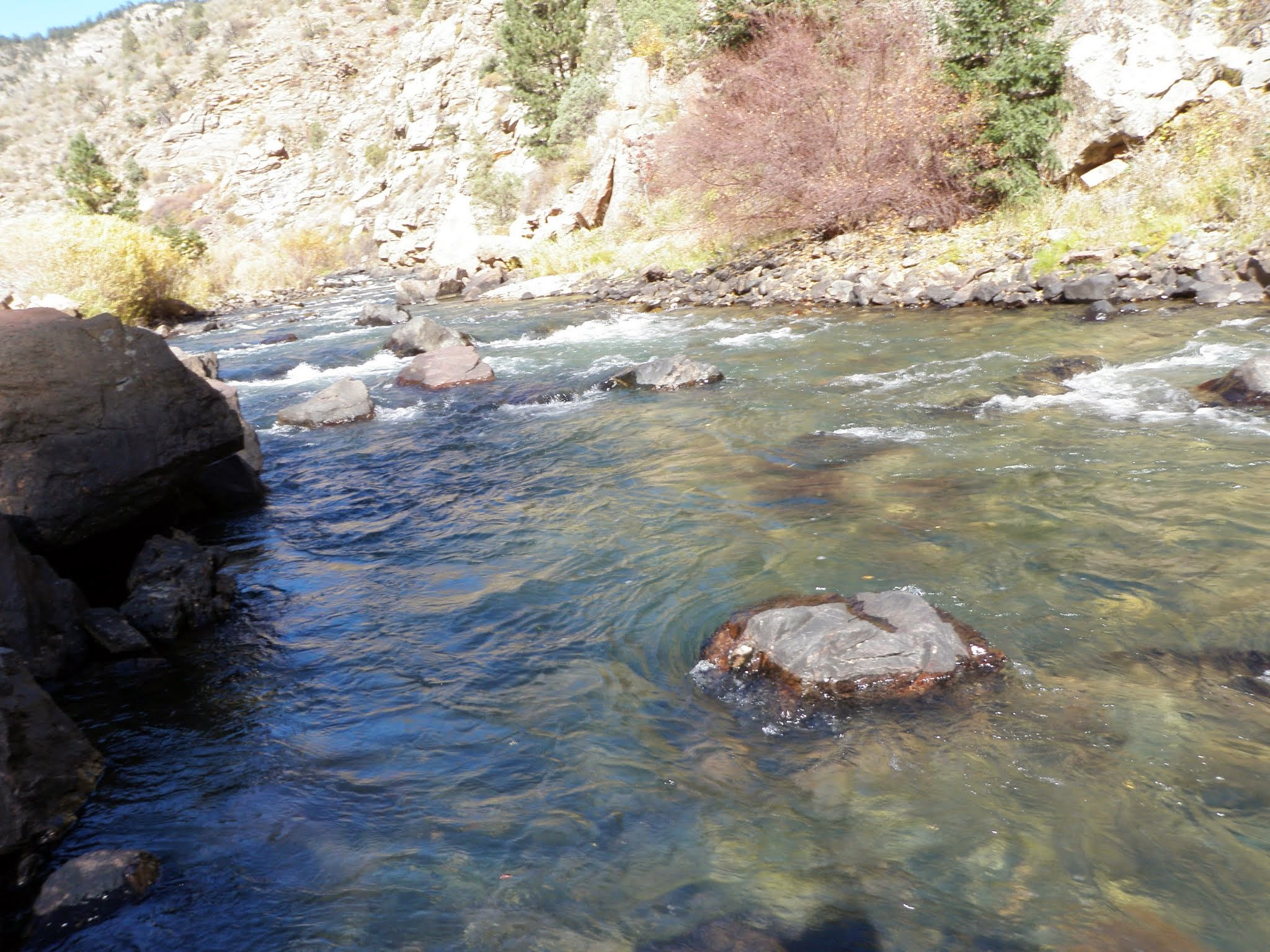 Clear creek dave weller 39 s fly fishing blog for Fishing report near me