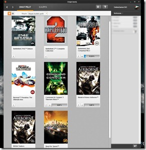 EA Downloadmanager, nykyisin Origin