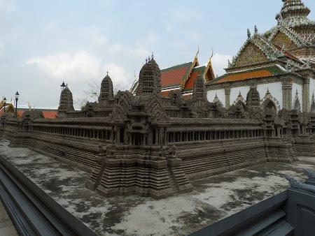 Macheta Angkor Wat