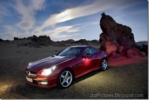 Mercedes-Benz-SLK-350-India