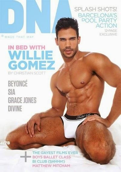 Willie Gomez - DNA #178