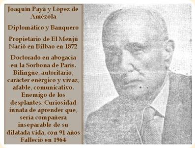 Joaquín Payá López de Amézola de Ángel López Miñano Abarán