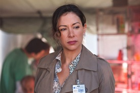 Arlene Tur is Doctor Vera Juarez