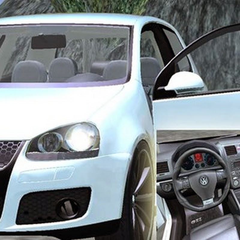 Farming simulator 2013 - VW Golf GTI Typ1k v 1.0