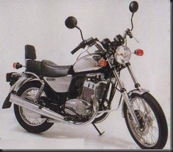 Jawa 640 Chopper