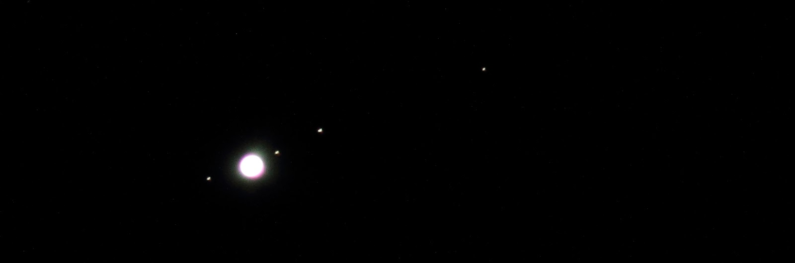 jupiter and its moons with white back - photo #47