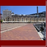 The old buildings of The Rocks area of Sydney Harbour._t