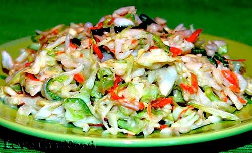 Horseradish coleslaw lg