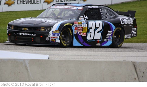 'Road America 2013 Nationwide 32 Kyle Larson' photo (c) 2013, Royal Broil - license: https://creativecommons.org/licenses/by-sa/2.0/