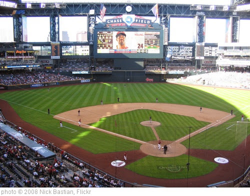 'Chase Field' photo (c) 2008, Nick Bastian - license: https://creativecommons.org/licenses/by-nd/2.0/