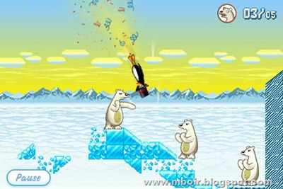 Crazy Penguin Catapult Mboir