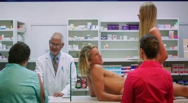 Creatividad publicitaria naked
