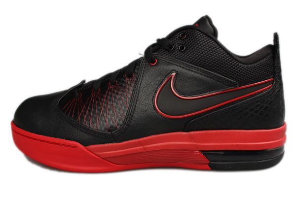 New Nike Air Max Ambassador IV 8220Black  Red8221 Available in Asia