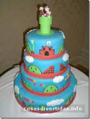 cosasdivertidas - tarta gamers (1)