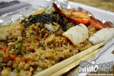 Brown Rice Kamameshi from Sumo Sam Abreeza Mall