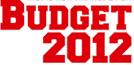 Budget 2012 Logo