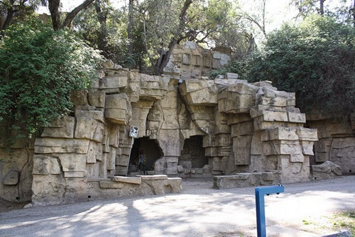 Abandoned Griffith Park Zoo