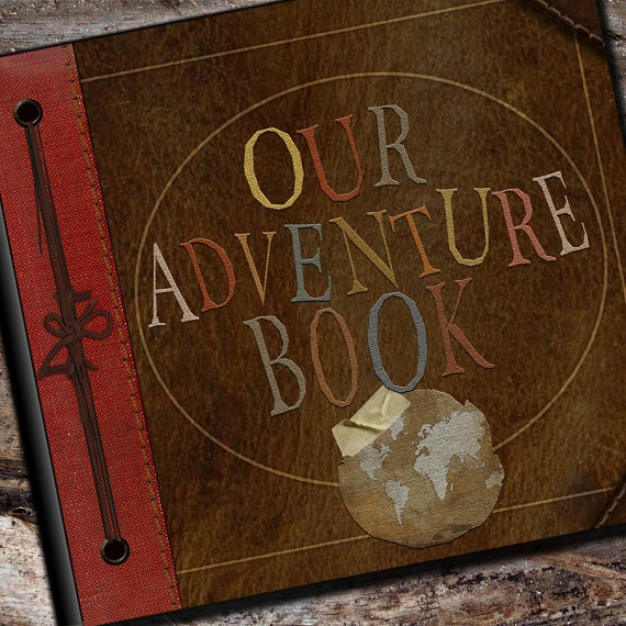 Our Adventure Book by AlbumOptions