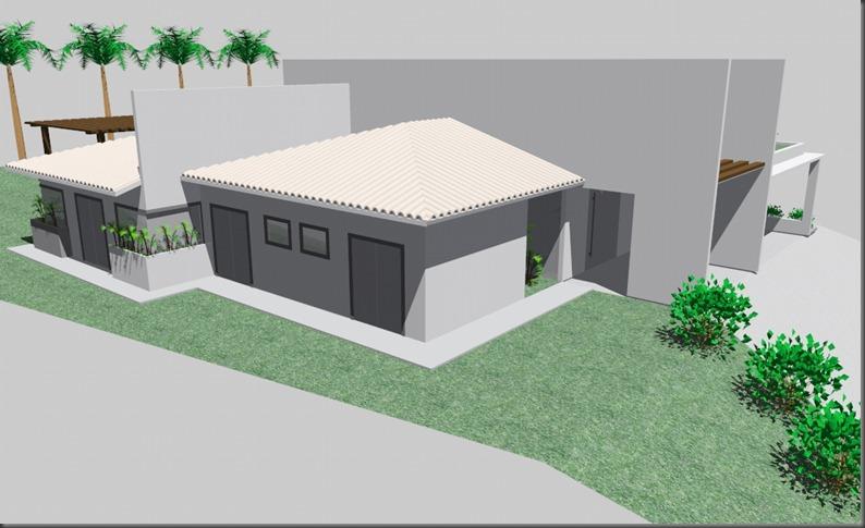 Projeto Residencial - Vivendas do Lago
