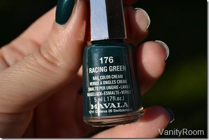 mavala racing green (5)