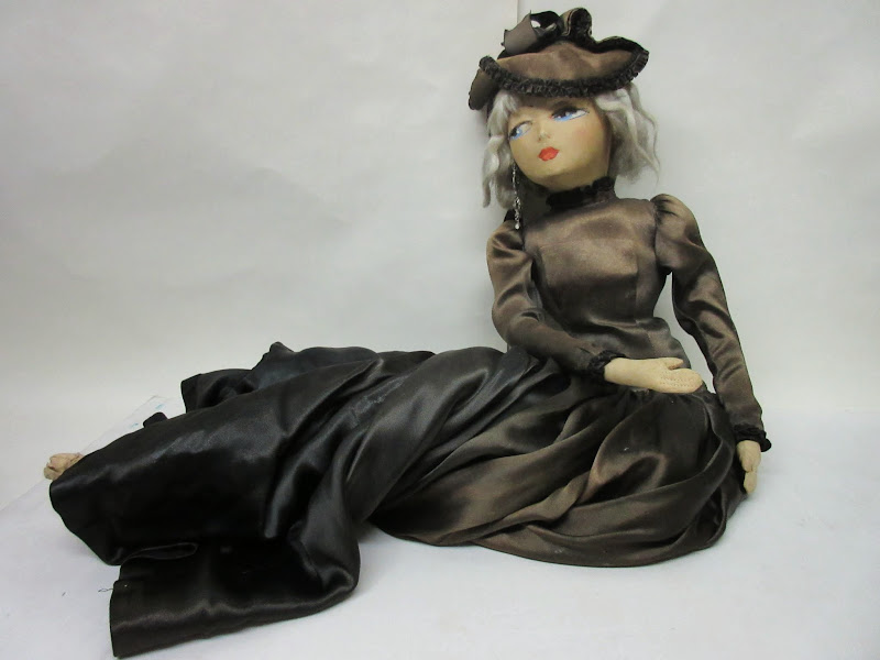 1920's Boudior Doll