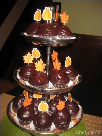 halloween bumpy cakes