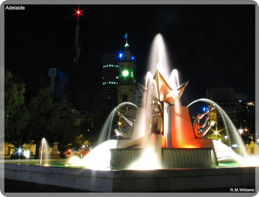 Adelaide_Fountain