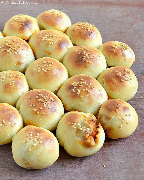 Khaliat Nahal Bread