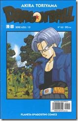 P00152 - Dragon Ball Nº163 por Fer