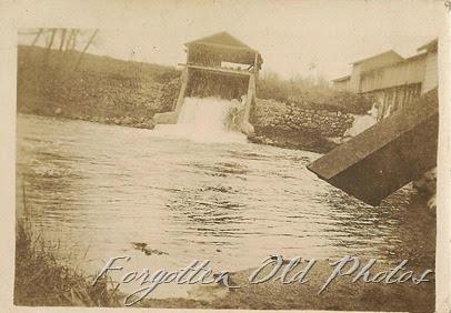 Pelican Dam Aug 1921 Solway