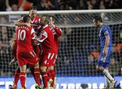 Hasil Pertandingan Chelsea vs QPR, Liga Inggris Kamis 3 Januari 2013