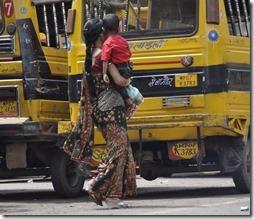 delhi gwalior 017 scene de rue