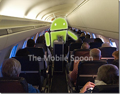 Android In Airplanes