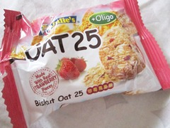 julie's oat 25 packet, 240baon