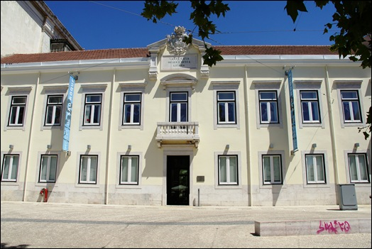 Gloria Ishizaka - museu de são roque - prédio 1