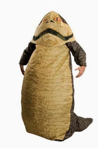 jabba sleeping bag