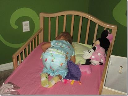 Cori in big girl bed 016
