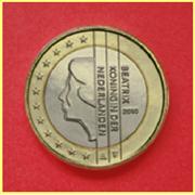 1 Euro Paises Bajos
