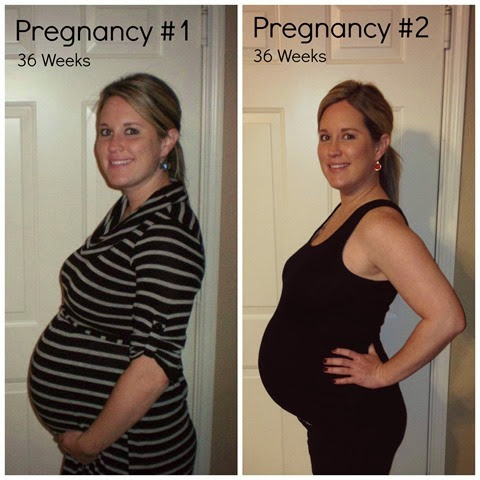 36 weeks comparison