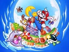 Mario em promoção é igual sorvete no verão: vende rapidão!