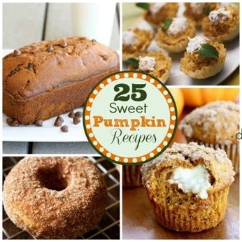 sweet pumpkin recipes1