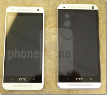 HTC One vs One Mini